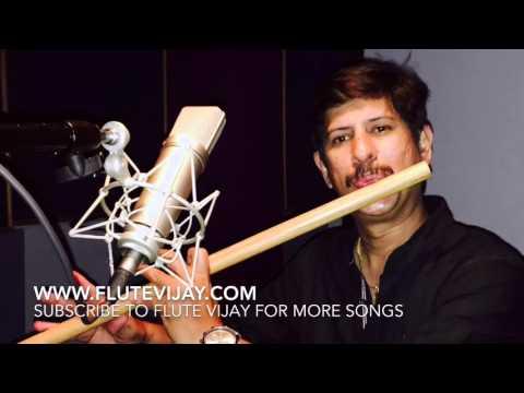 KANNE KALAI MANE -Flute instrumental by Flute vijay