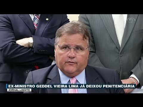 Ex-ministro Geddel Deixa Prisão Mesmo Sem Tornozeleira