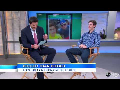 Good Morning America: Nash Grier, Skylynn Floyd thumbnail