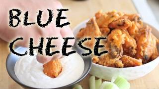What is Blue Cheese  How to make Blue Cheese Dressing Recipe