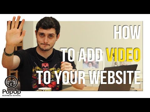 How to Add Video to Your Website