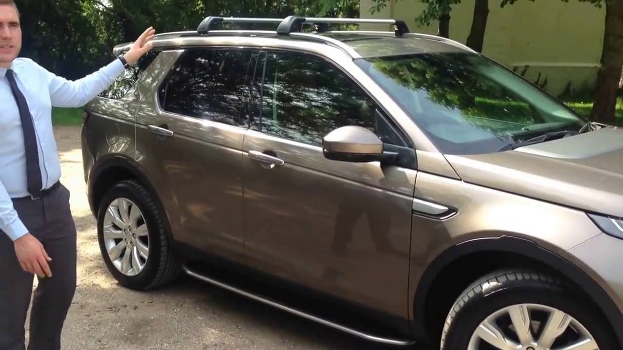 Land Rover Discovery Sport Hse Luxury >> Land Rover Discovery Sport HSE Luxury 7 seat 9 speed Automatic for sale in Hitchin Hertfordshire ...