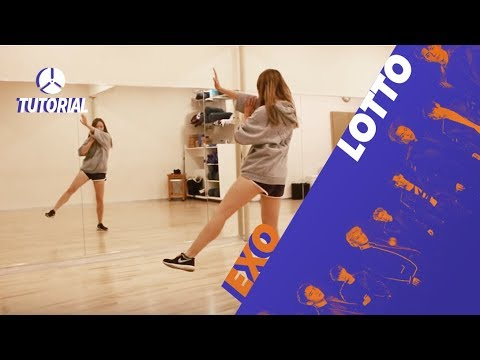 [TUTORIAL] EXO - Lotto (Part 1) | Dance Tutorial by 2KSQUAD