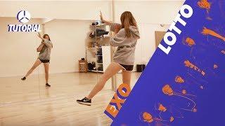 Download lagu EXO Lotto Dance Tutorial by 2KSQUAD MP3