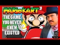 The Mario Kart Game You Never Knew Existed - Top Hat Gaming Man