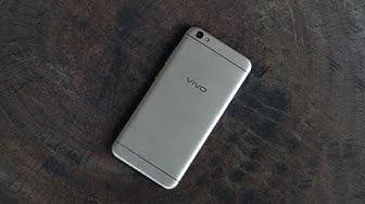 Đập hộp Vivo V5
