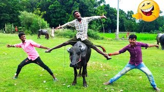 Must Watch New Funny 😂😅 Comedy Videos 2019 Episode 18 |#Pooryoutuber | Me TV | Fm TV