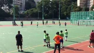 [校際5人足賽] - HKUGA SchoolTeam vs