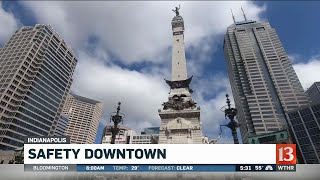 Downtown safety survey