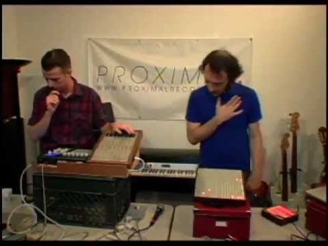 Sahy Uhns & Daedelus Live from Proximal HQ