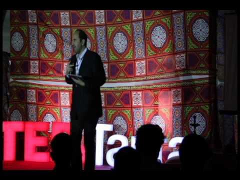 Entrepreneurship For Better Egypt : Ziad Aly at TEDxTanta