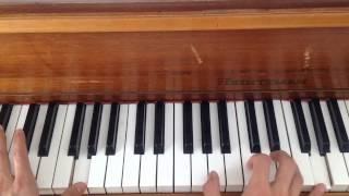 """How to Play """"Imagine"""" Piano Tutorial / Sheet Music by John Lennon + Lyrics! (Easy)"""