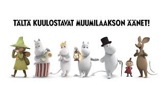Kuuntele, miltä uuden Muumilaakso-sarjan päähenkilöt kuulostavat suomeksi ja ruotsiksi!
