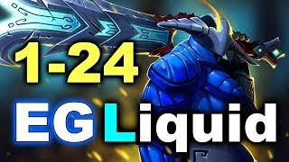 EG vs Liquid - 1-24 Disaster GG! - EPICENTER 2017 Final DOTA 2