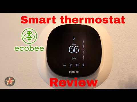 ecobee Smart Thermostat with Voice Control (aka ecobee 5) Review