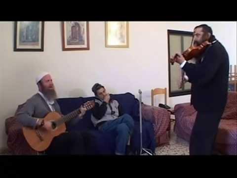 ניגונים יהודים Jewish Melodies אלכסנדר רוזובסקי ישראל דגן