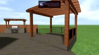 Deckbuilder.ca  Toronto Kingsway Deck Makeover.avi