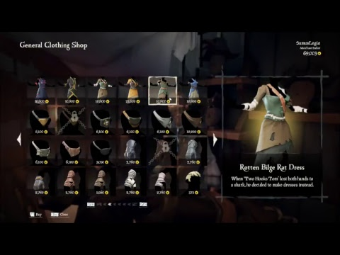 Sea Of Thieves Live new gear!