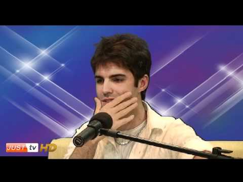 Cantor Vitor Hugo no Maria Paiva - JustTV - 19/10/10