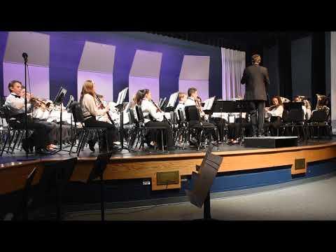 Cluster Concert: BBMS Wind Ensemble :Pevensy Castle