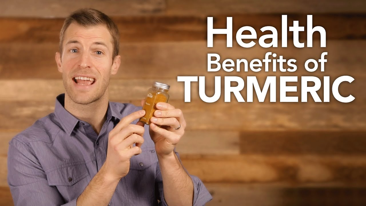 Health Benefits of Turmeric | Dr. Josh Axe