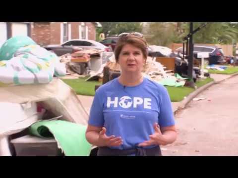 Hurricane Relief in Texas & Florida