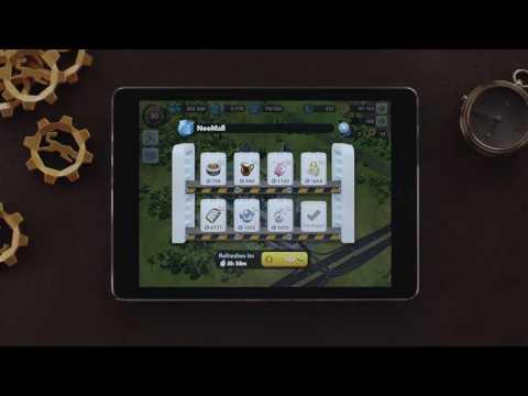 SimCity BuildIt | Tips & Tricks - NeoBank and NeoMall