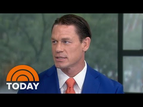 John Cena Discusses Being \'Vulnerable\' About Nikki Bella Breakup | TODAY
