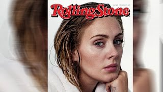 Adele Reveals Rihanna Squad Goal & How Amy Winehouse