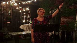 7.27.18 - Flower Power Coffee House, ft. Melissa Sgambati