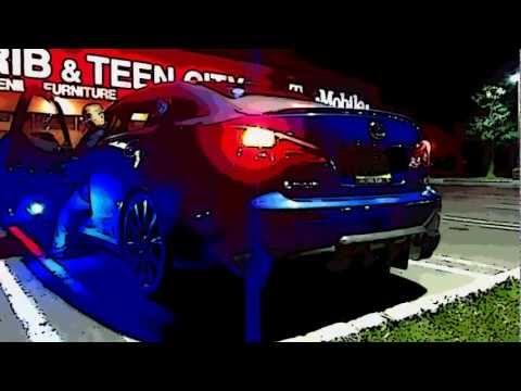 Repeat Lexus ISF with PPE Headers, HKS midpipe, and Takeda