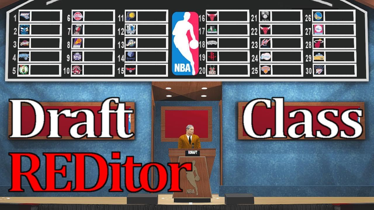 how to edit draft order 2k18