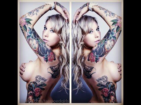 World Best Girls Body arts By  Body Painting - International Great Skills #01