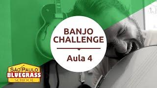 Banjo Challenge | Aula de Banjo 4 | Combinando Tudo