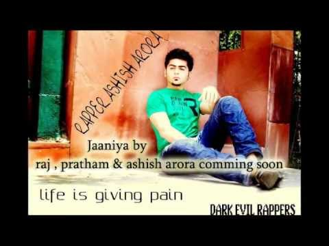 Jaaniya 2012 official mp3 song by ( DARK EVIL RAPPERS ) Pratham Thakur , Rapper Ashish Arora & Raj