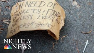 After The Ashes: Housing Crisis (Part 5) | NBC Nightly News