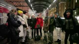 """Инфинити Москва """"White party"""" Закулисье"""