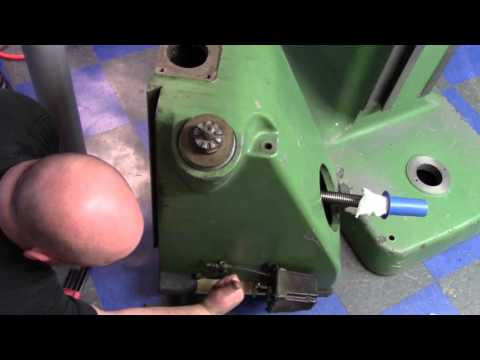 Bridgeport Mill Cleaning and Assembly Part 2