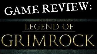 Legend of Grimrock - First impressions.