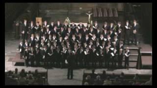 Mendelssohn Motetten mit dem Kreuzchor