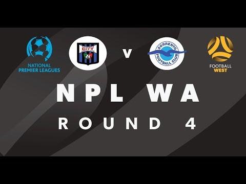 Football West NPL WA Round 4, Bayswater City vs Sorrento #FootballWest #npl