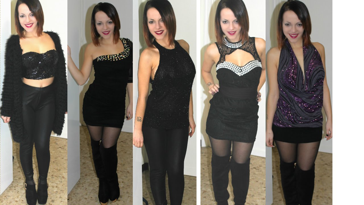 Sexy outfit for party
