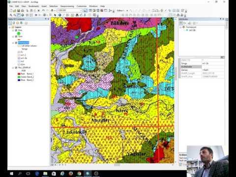 Jeoloji Haritası yapımı