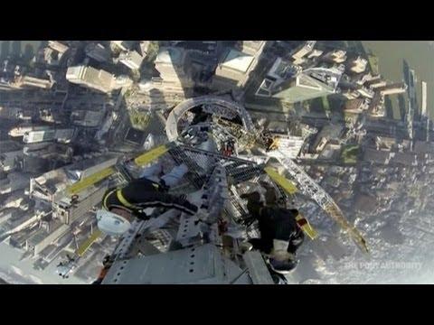 One World Trade Centre: a bird's eye view