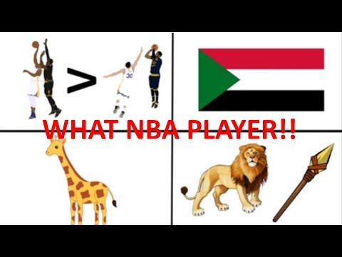 4 PIC 1 NBA PLAYER QUIZ | NBA Quiz