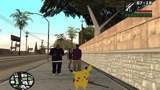 Grand Theft Pikachu