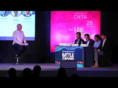 Executive Roundtable: The Boardroom - Phocuswright India 2017