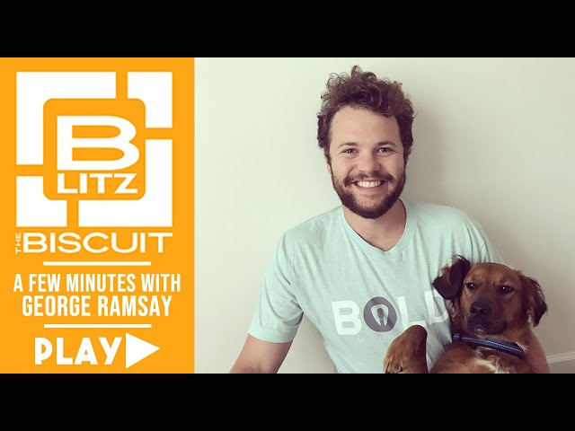 Biscuit Blitz: A Quick Chat with George Ramsay