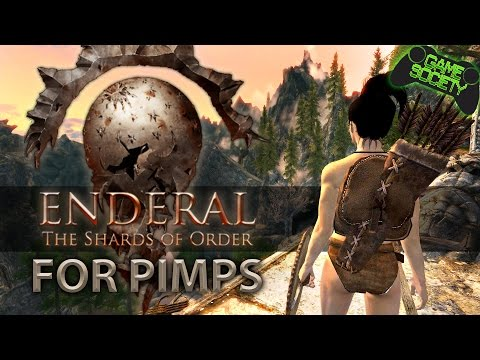 Skyrim for Pimps ENDERAL - Meat Is Life (E01) - Game Society