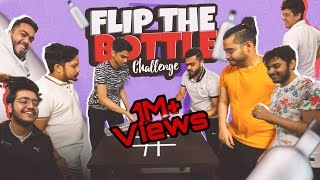 S8ul Flip the Bottle Challenge with a Twist - #S8ulContentTrain